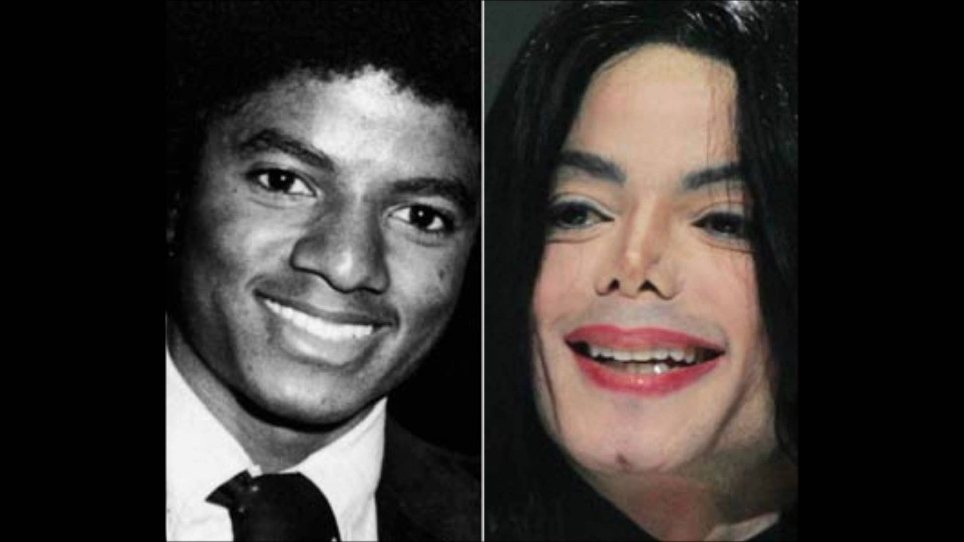 Michael jackson without plastic surgery