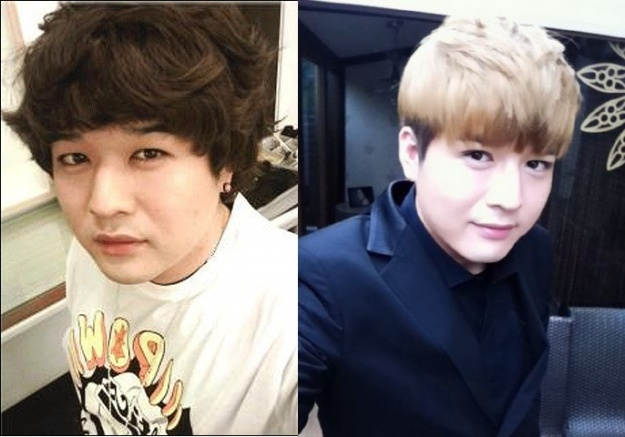 Super junior plastic surgery