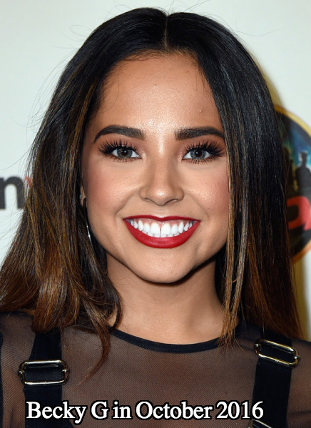 becky g plastic surgery photo - 1