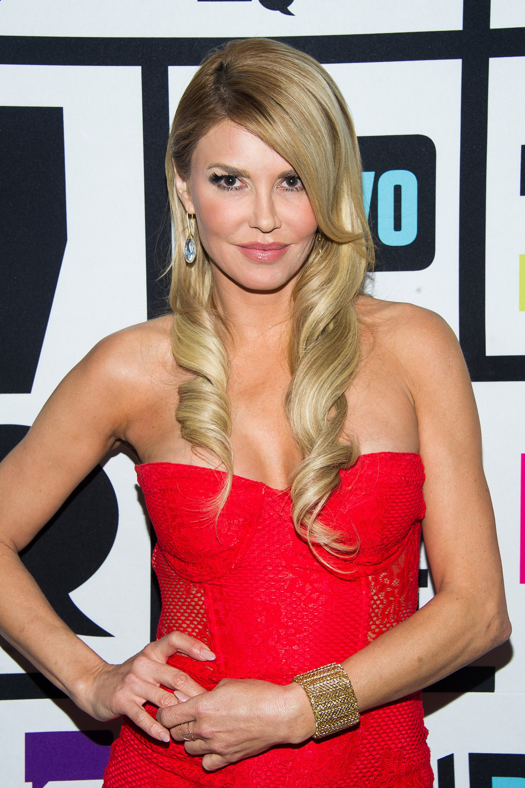 brandi glanville plastic surgery photo - 1