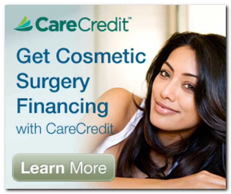 care credit for cosmetic surgery photo - 1