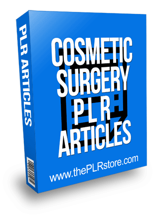 cosmetic surgery articles photo - 1