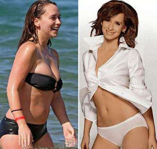 did catherine bell have plastic surgery photo - 1