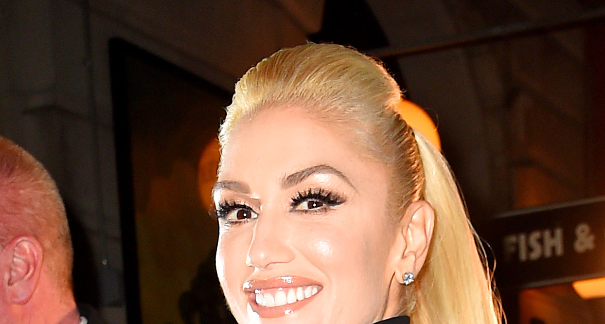 gwen stefani plastic surgery snl photo - 1