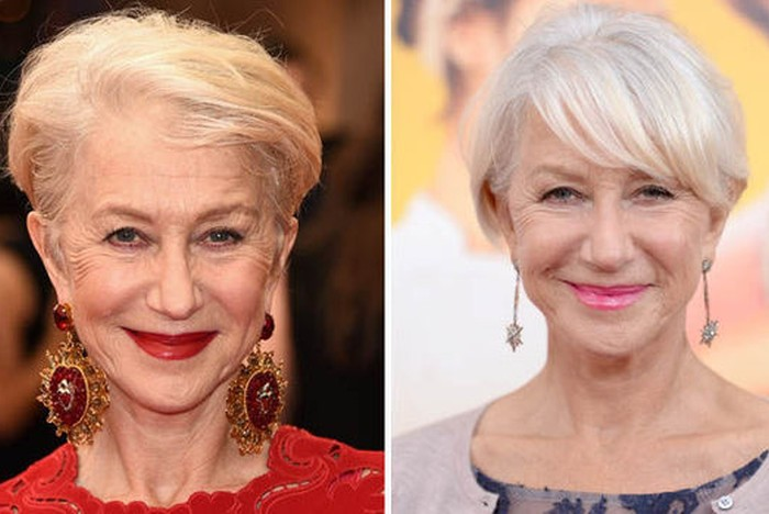 helen mirren plastic surgery photo - 1