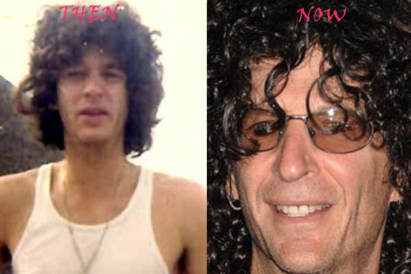 howard stern plastic surgery photo - 1