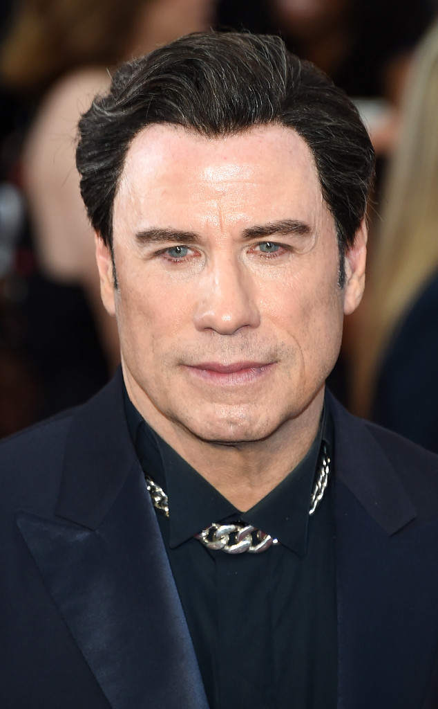 john travolta plastic surgery photo - 1