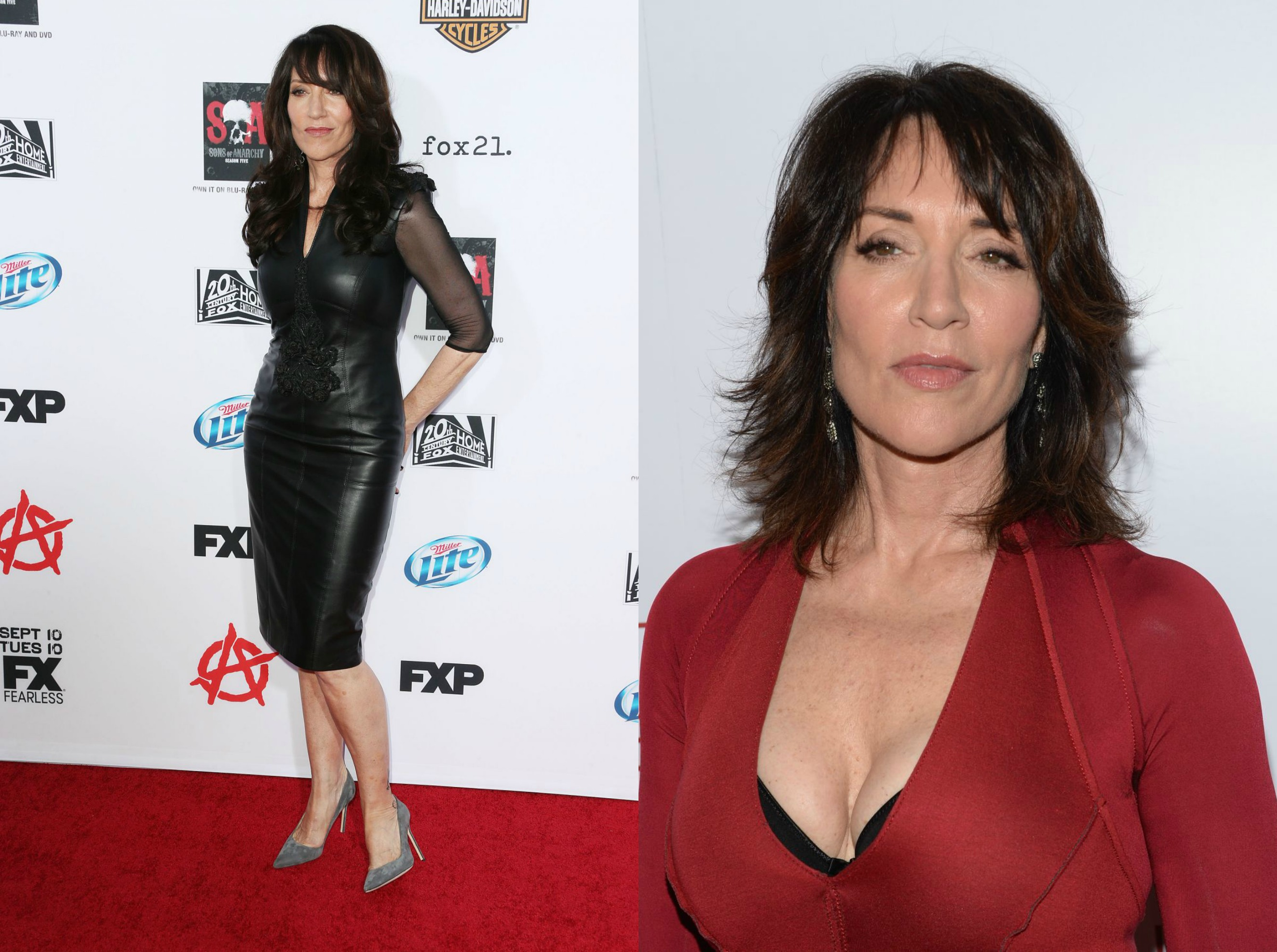 katey sagal plastic surgery photo - 1