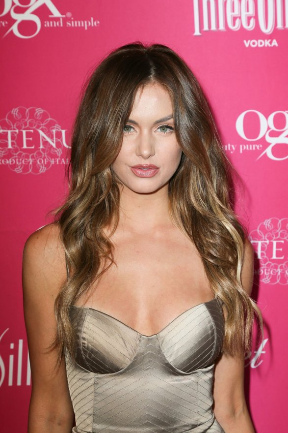 lala kent plastic surgery before and after photo - 1