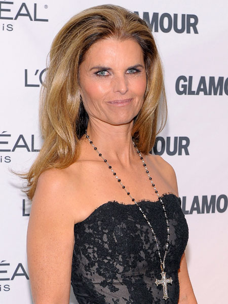 maria shriver plastic surgery photo - 1