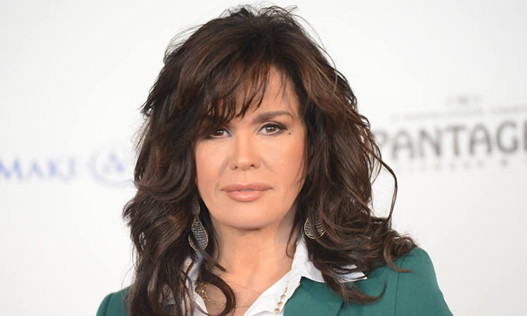 marie osmond plastic surgery before and after photo - 1