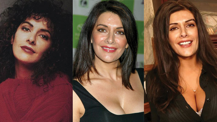 marina sirtis plastic surgery photo - 1