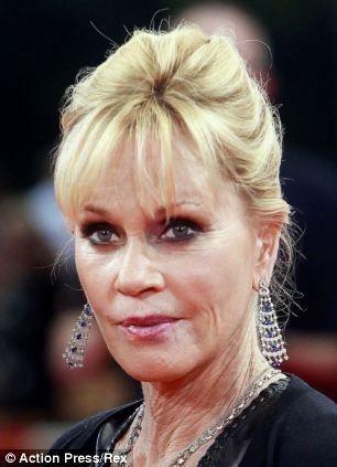 melanie griffith before and after plastic surgery photo - 1