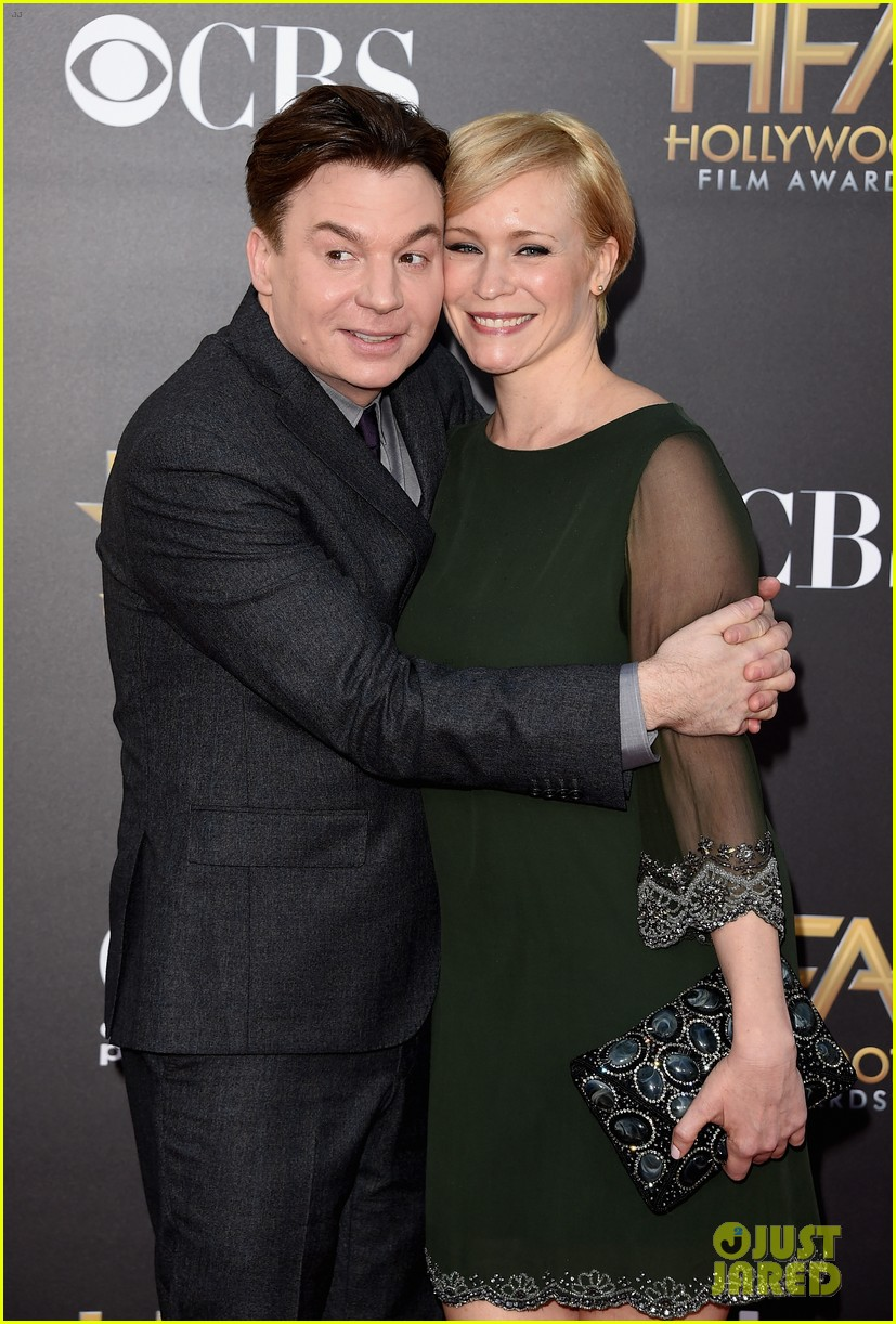 mike myers plastic surgery photo - 1