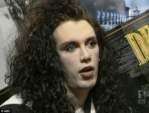 pete burns plastic surgery photo - 1