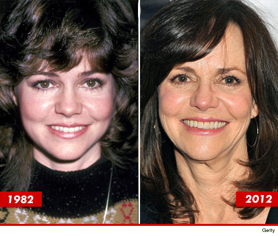 sally field plastic surgery photo - 1
