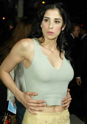 sarah silverman plastic surgery photo - 1