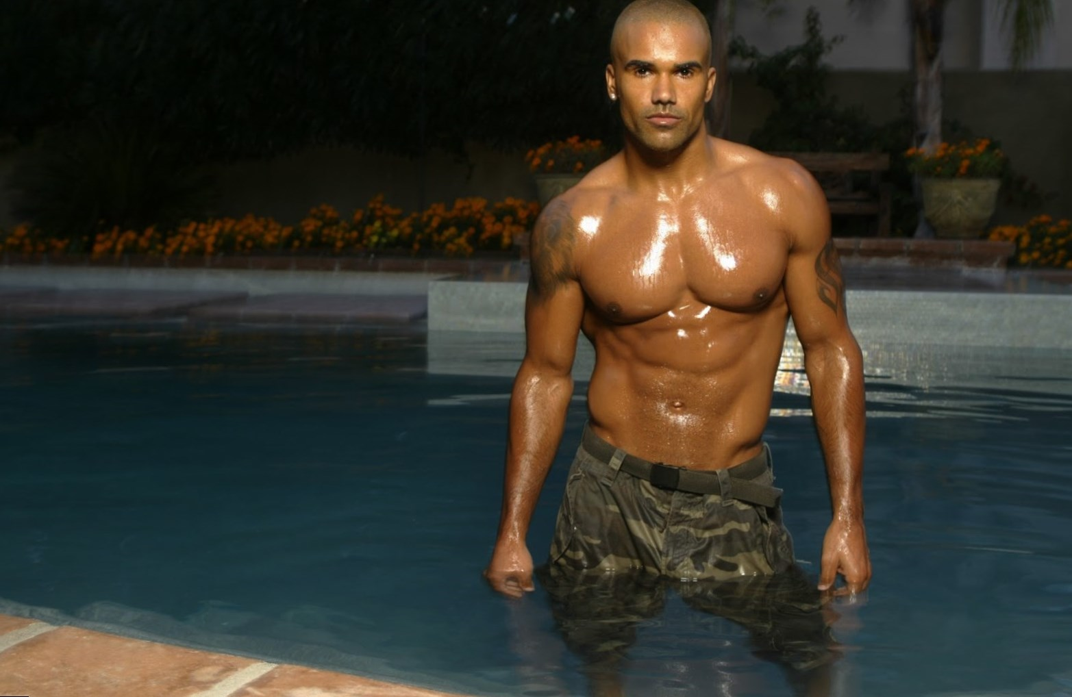 shemar moore plastic surgery photo - 1