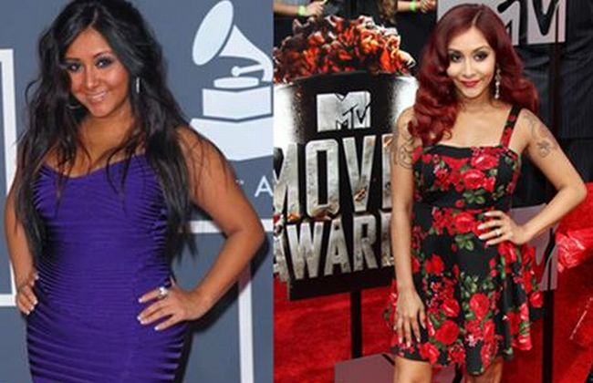 snookie plastic surgery photo - 1