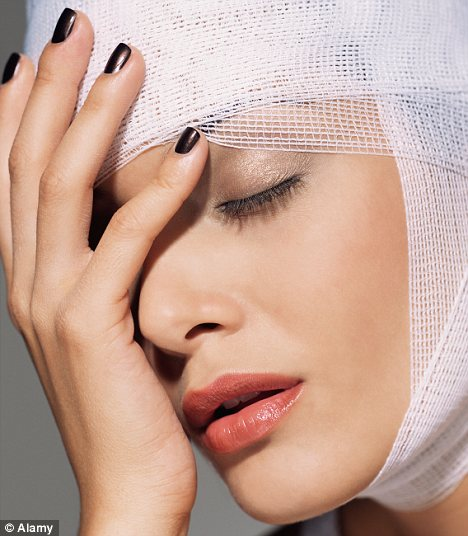 effects of plastic surgery photo - 1