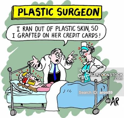 medical credit card for plastic surgery photo - 1