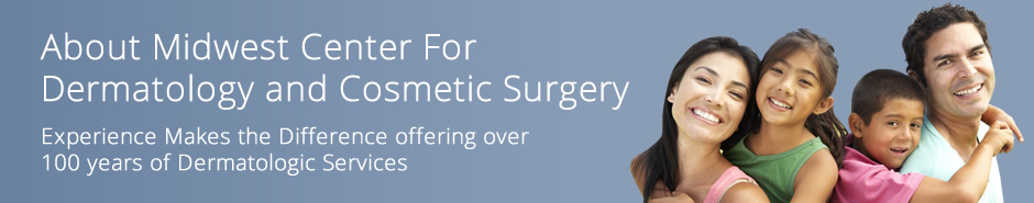 midwest center for dermatology & cosmetic surgery photo - 1
